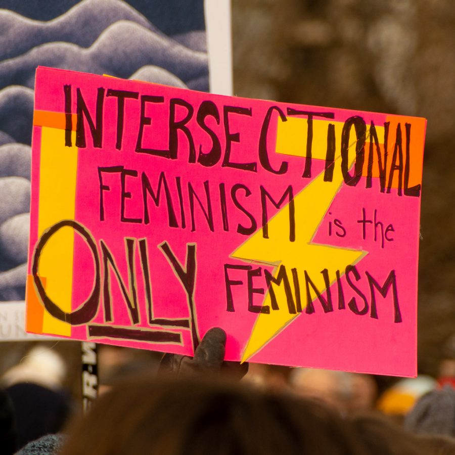 Intersectional+feminism+is+a+type+of+feminism+that+recognizes+how+different+aspects+of+social+and+political+discrimination+overlap+with+gender.
