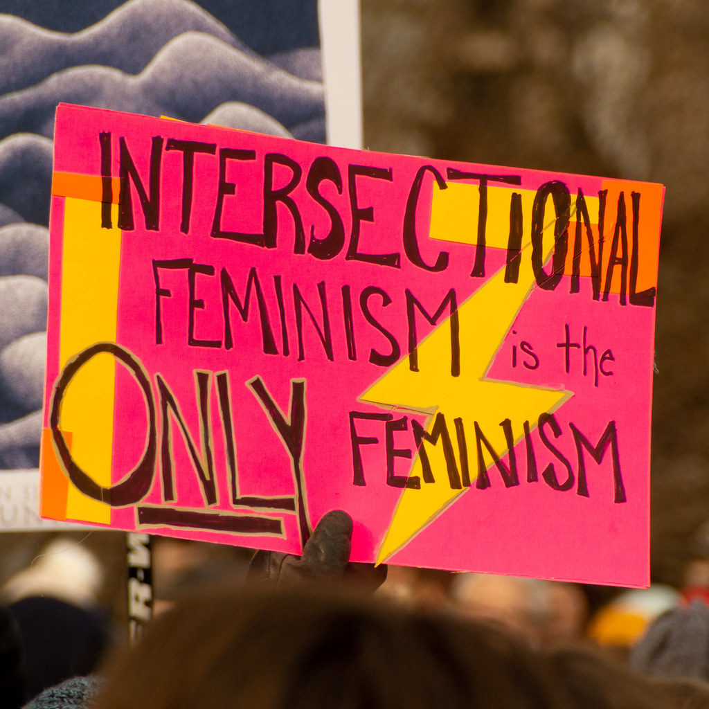 Intersectional feminism is a type of feminism that recognizes how different aspects of social and political discrimination overlap with gender.