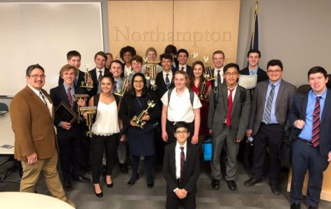 Speech and Debate Prepares for Nationals