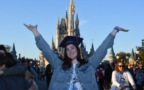 When senior Kate Miller posed in a Disney graduation cap during a family vacation, she had no idea this might be her only graduation photo.