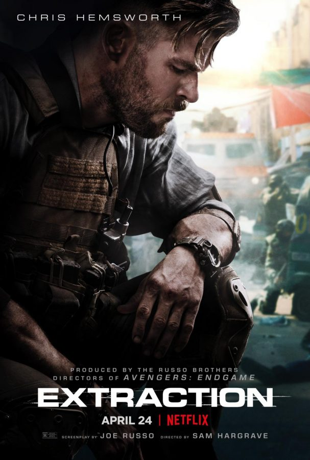 'Extraction' stars Chris Hemsworth as Tyler Rake, a mercenary, tasked with rescuing a kidnapped boy in Mumbai and Bangladesh.
