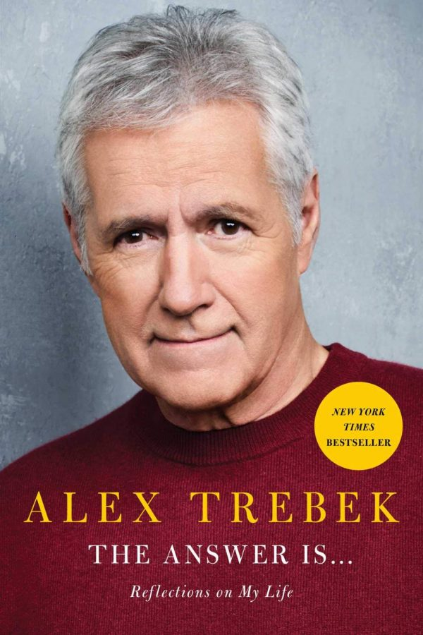 Alex Trebek published his autobiography in July 2020, just months before his death from pancreatic cancer in November 2020.