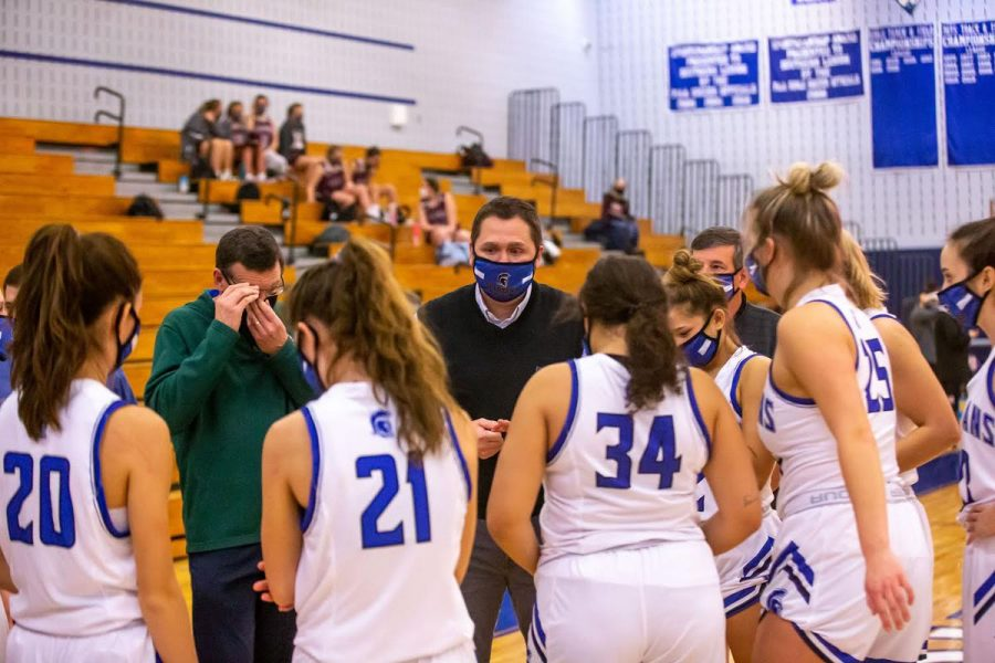 Mr. Matthew Cooper has stepped down from his position as head coach of the Girl's Basketball team after a seven year tenure defined by a plethora of triumphs and accomplishments.