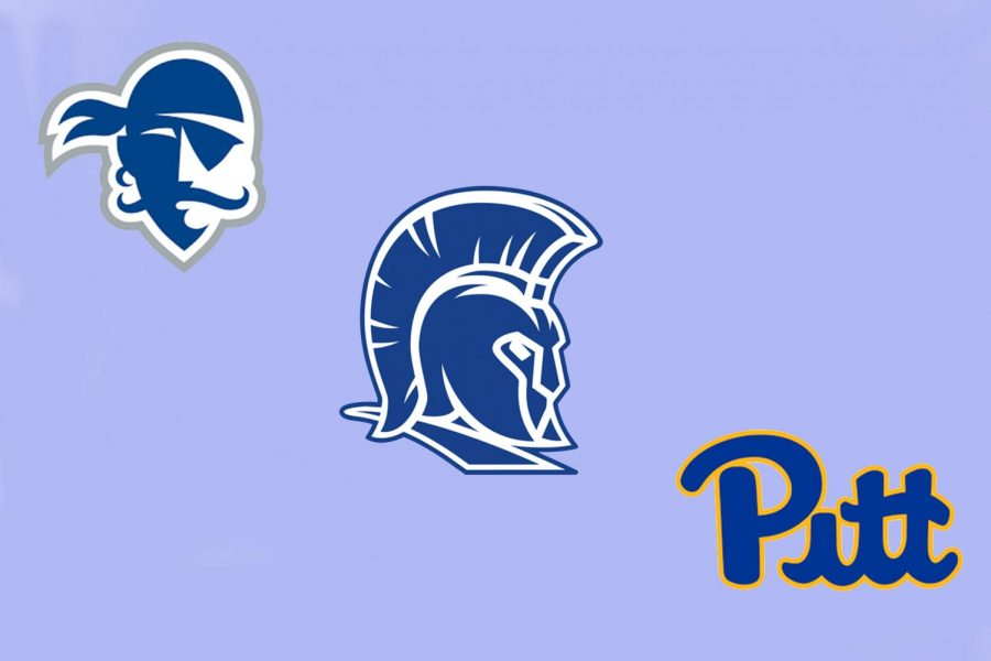 Seton Hall University and the University of Pittsburgh have signed Southern Lehigh to a dual enrollment program.
