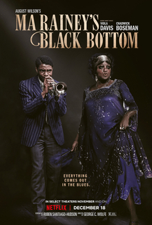 'Ma Rainey's Black Bottom' provides emotional, and complex storytelling
